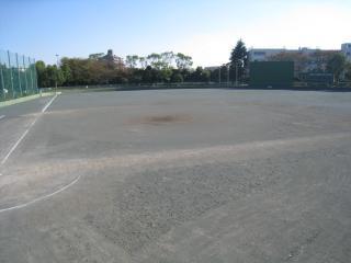 和光市運動場(運動場/庭球場)