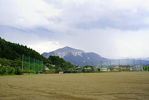 横瀬町町民グラウンド