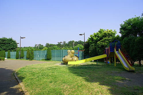 花園総合運動公園(野球場/テニスコート/多目的広場)