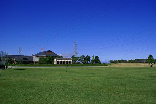 深谷市北部運動公園(野球場/サッカー場)