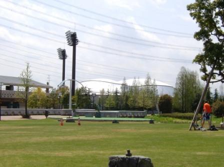 本庄総合公園(市民球場)