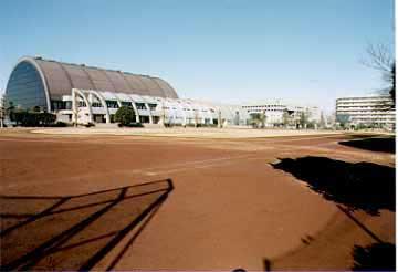 入間市運動公園(テニスコート/ソフトボール場/プール)