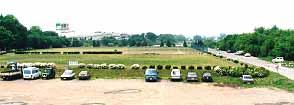 黒須市民運動場(野球場/テニスコート/ソフトボール場)