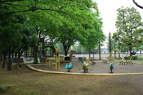 柴崎公園多目的広場