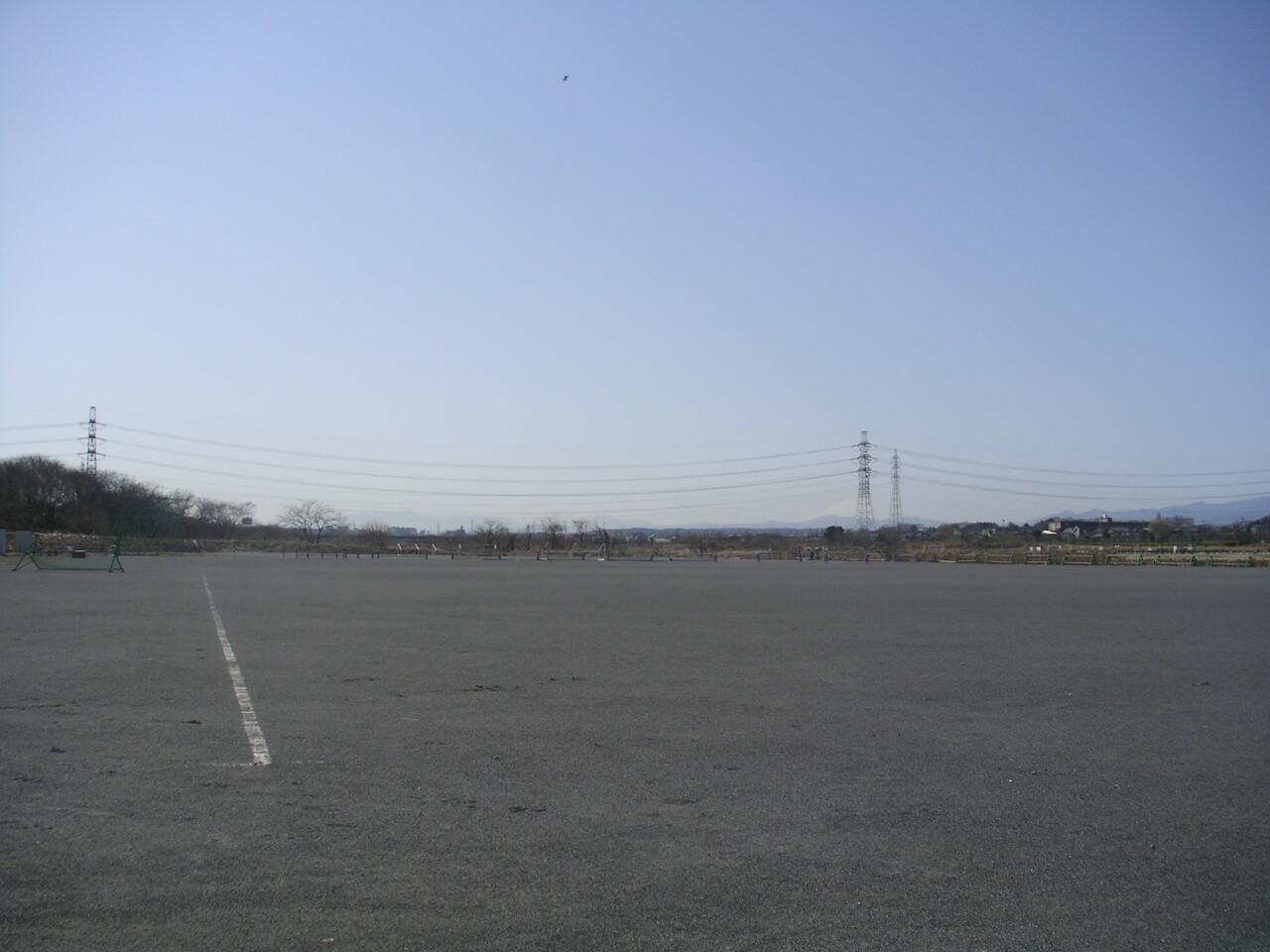 下奥富運動公園(野球場/サッカー場)