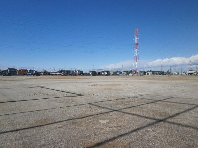 半田運動公園(野球場/多目的広場)