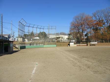 嵐山町営鎌形野球場
