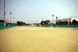 柏原テニスコート