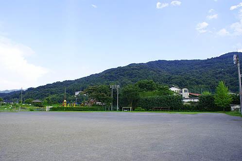 皆野町運動公園(み~な公園)