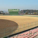 笠間市総合公園(市民球場)