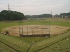 北守谷野球場
