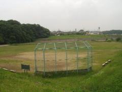 南守谷野球場