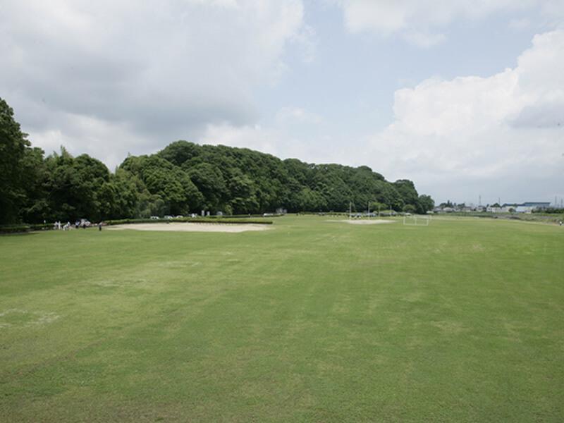 蛇尾川緑地公園
