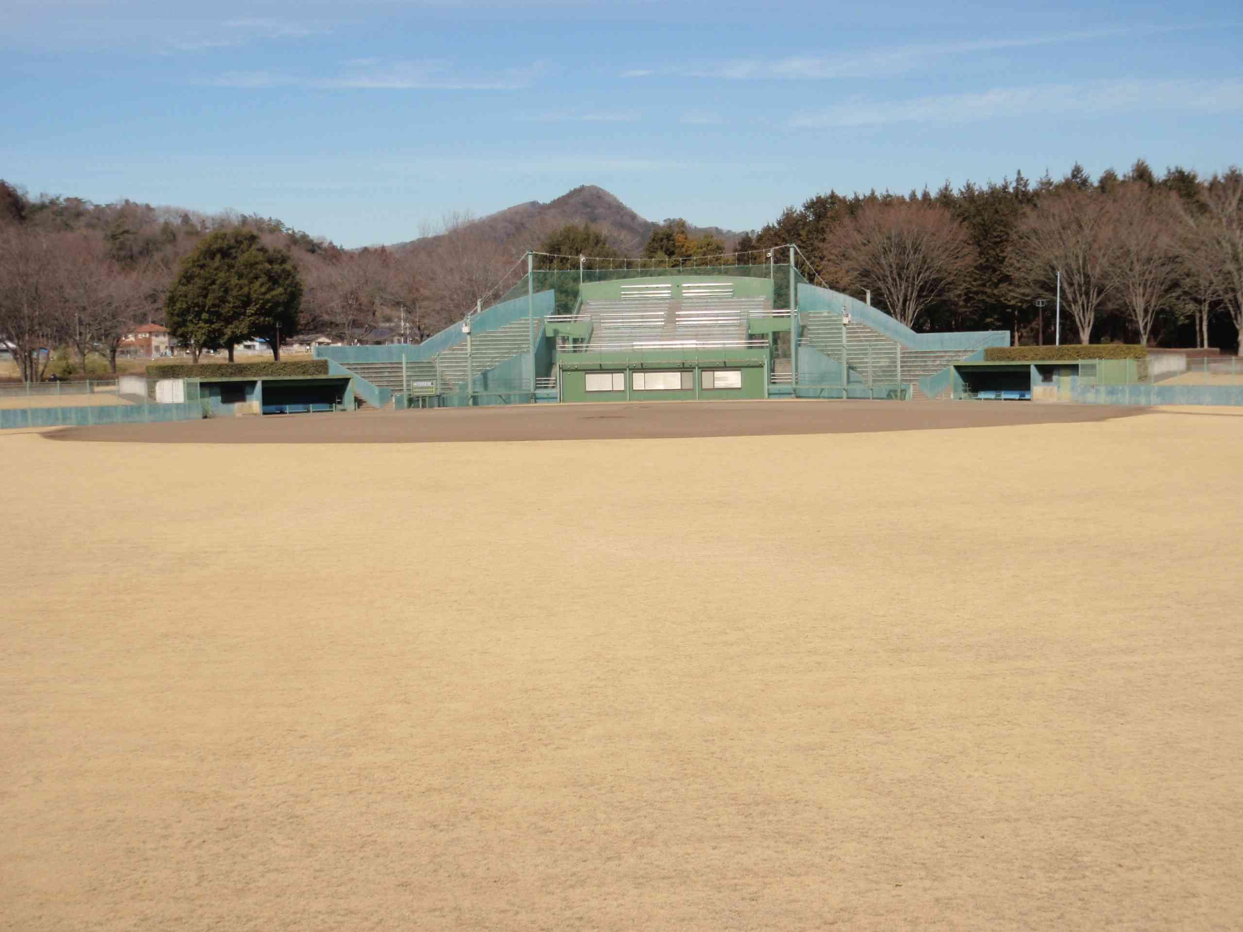 佐野市田沼グリーンスポーツセンター