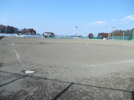 石末運動場