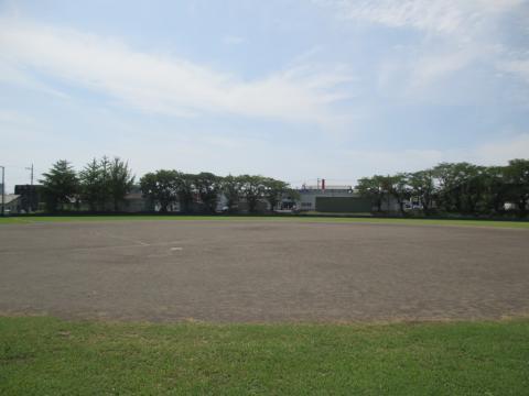 渋川市有馬野球場