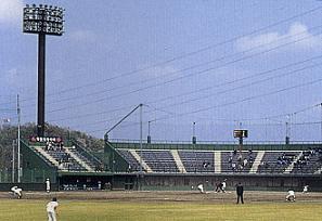 藤岡市 市民球場