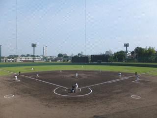 城南野球場