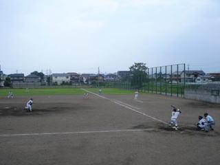 貝沢野球場