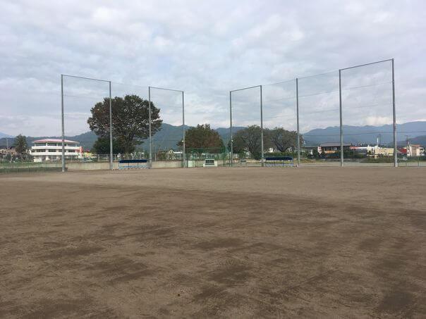 桐生球場附属球場
