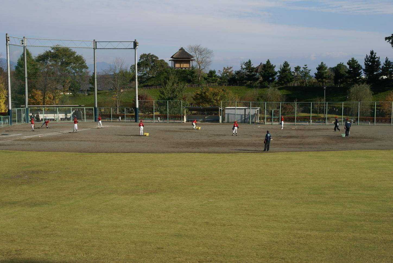 甘楽野球場