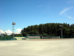 長坂総合スポーツ公園 屋外運動場