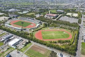 小瀬スポーツ公園 球技場