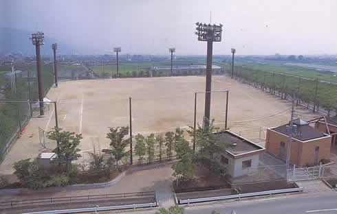 笛吹市石和農村スポーツ広場