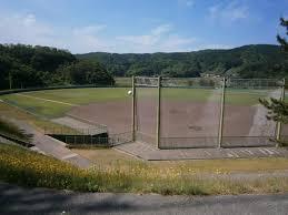 柏崎市 西山野球場