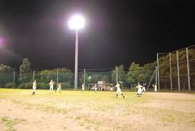 五泉市 西公園野球場