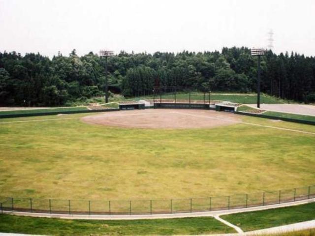 刈羽村源土運動広場 野球場