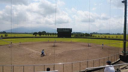 五泉市 市営野球場
