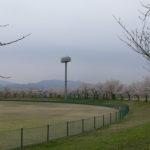 越路河川公園 野球場