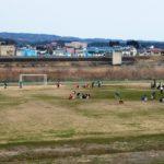 信濃川運動公園 野球場B