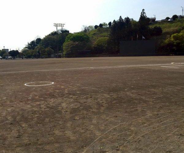 信濃川南部運動公園 軟式野球場