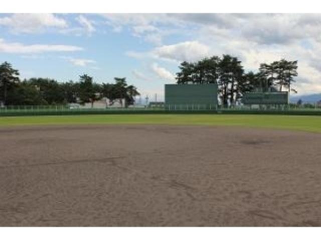 大町市運動公園 多目的広場